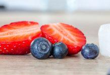 jordbær og blåbær antioksidanter